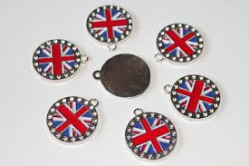 breloque union jack