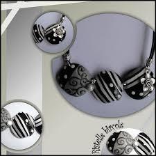 collier+fimo+gris+blanc