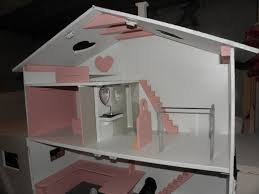 fabrication d une maison barbie