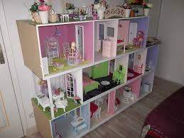 faire maison barbie en bois