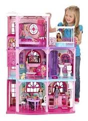 la plus grande maison barbie