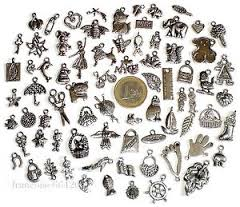 lot de breloque charms