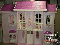 maison barbie annee 80
