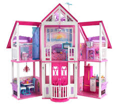 maison barbie carrefour