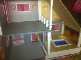 maison barbie fait main