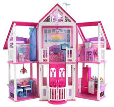 maison barbie image