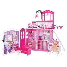 maison barbie portable