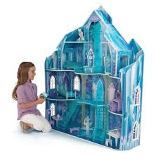 maison barbie reine des neiges
