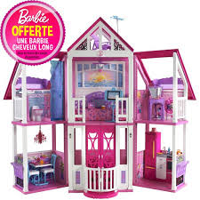 maison reve barbie 3 etages