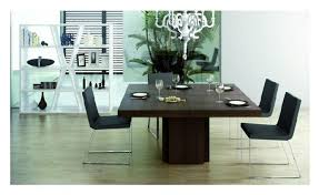 table carree wenge 8 personnes