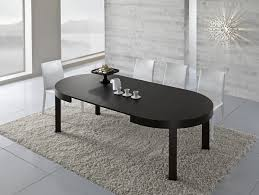 table ronde extensible 8 personnes